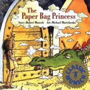 The Paper Bag Princess  -     By: Robert N. Munsch     Illustrated By: Michael Martchenko