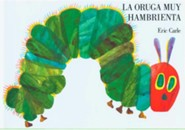 La Oruga Muy Hambrienta: Board Book  -     By: Eric Carle     Illustrated By: Eric Carle