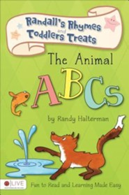 The Animal ABCs  -     By: Randy Halterman