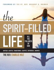 The Spirit-Filled Life: All the Fullness of God, Large Print EditionLarge Print Edition