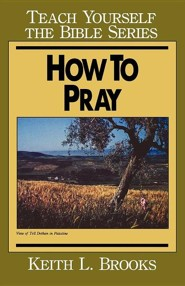 How to Pray, Teach Yourself the Bible Series