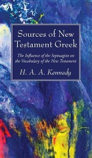 Sources of New Testament Greek