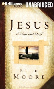 Jesus, the One and Only - unabridged audiobook on CD