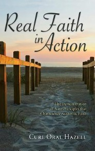 Real Faith in Action  -     By: Curl Oral Hazell