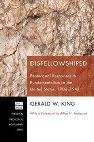 Disfellowshiped  -     By: Gerald W. King, Allan H. Anderson
