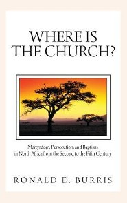 Where Is the Church?  -     By: Ronald D. Burris, J. Rebecca Lyman