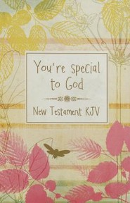 KJV Gift New Testament: You're Special to God