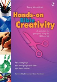 Hands on Bible Creativity  -     By: Tracy Woodsford
