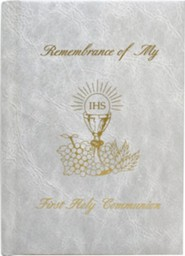 Remembrance of My First Holy Communion Girl