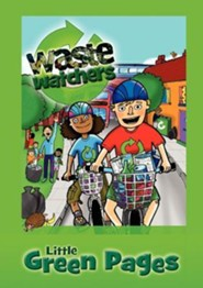 Holiday Clubs: Wastewatchers Little Green Pages