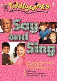 Tiddlywinks: Say and Sing