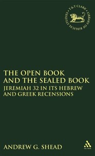 The Open Book and the Sealed Book