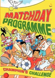 Holiday Club: Matchday Programme  -     By: Scripture Union