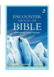 Encounter Through the Bible - Genesis - Exodus - Leviticus  -     Edited By: Tricia Williams     By: 'Tricia Williams(ED.)