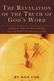 The Revelation of the Truth of God's Word  -     By: Ron Cox