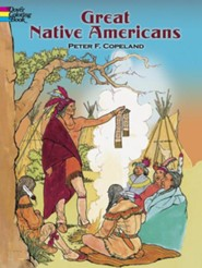 Great Native Americans  -     By: Peter F. Copeland