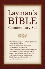 Layman's Bible Commentary Set