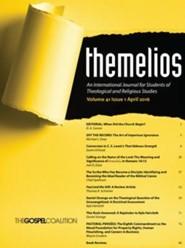 Themelios, Volume 41, Issue 1