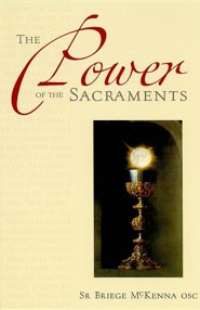 The Power of the Sacraments  -     By: Briege McKenna