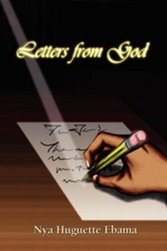 Letters from God  -     By: Nya Huguette Ebama