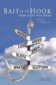 Bait on the Hook: Our Lusts and Pride  -     By: Ray C. Van Tassell Jr.