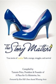 The Story Matters  -     By: Tammie Price