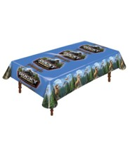 Rocky Railway: Theme Table Cover