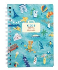 Kids' Travel Specialty Journal  -     By: Sarah Hollander