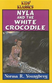 Nyla and the White Crocodile  -     By: Norma R. Youngberg     Illustrated By: Thomas Dunbebin