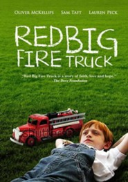 Red Big Fire Truck, DVD