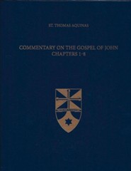Commentary on the Gospel of John 1-8 (Latin-English Edition)