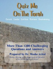 Quiz Me on the Torah  -     By: Moshe Avital