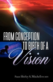 From Conception to Birth of a Vision  -     By: Shirley A. Mitchell