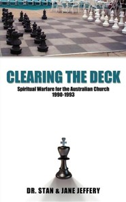 Clearing the Deck  -     By: Stan Jeffery