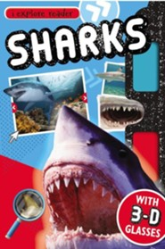 Sharks [With 3-D Glasses]  -     By: Hayley Down