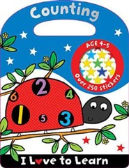 I Love to Learn Counting  -     Edited By: Sarah Creese, Hayley Down     Illustrated By: John A. Abbott