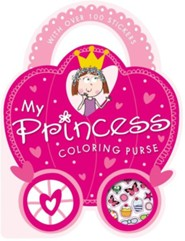 My Princess Coloring Purse  -     By: Ellie Fahy, Sarah Vince     Illustrated By: Lara Ede
