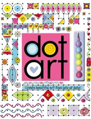 Dot Art [With Crayons]  -     By: Make Believe Ideas
