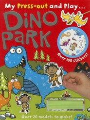 Press-Out & Play Dino Park