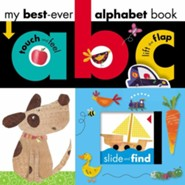 My Best Ever: ABC Alphabet Book  -     By: Annie Simpson     Illustrated By: Clare Fennell