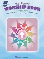 My First Worship Book   -