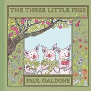 The Three Little Pigs  -     By: Paul Galdone