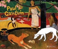 Paul Gauguin Coloring Book  -