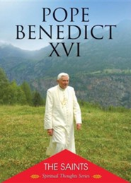 The Saints  -     By: Pope Benedict XVI
