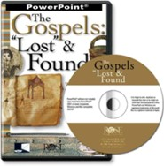 The Gospels: Lost & Found - PowerPoint® [Download] [Download]