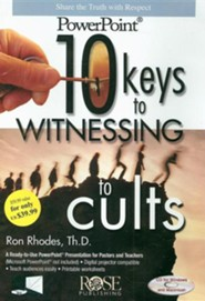 10 Keys to Witnessing to Cults - PowerPoint® [Download] [Download]