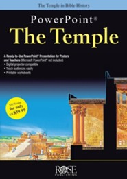 The Temple - PowerPoint® [Download]  [Download] -