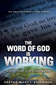 The Word of God Is Working: Every Time and Everywhere  -     By: Pastor Mary I. Ehichioya