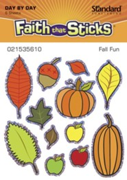 Fall Fun Stickers   -