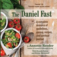The Daniel Fast  -     By: Annette Reeder, Rhonda Sutton